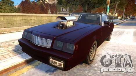 Sabre Quickfix - Cars для GTA 4