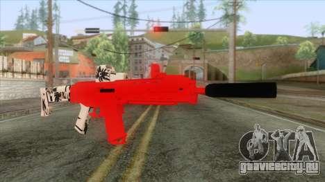 M4 Roja de Trolencio для GTA San Andreas