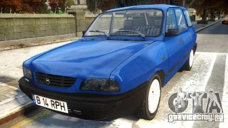 Dacia 1310 Break для GTA 4