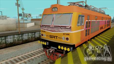 Alstom 4144 Electric Locomotive (Thailand) для GTA San Andreas