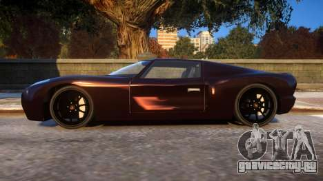 Bullet GTA SA для GTA 4