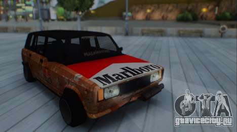 Ваз 2104 Marlboro для GTA San Andreas