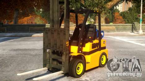 Two Seater Forklift BETA для GTA 4