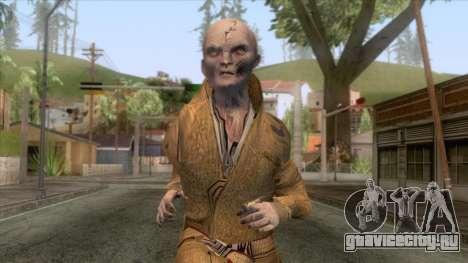Supreme Leader Snoke для GTA San Andreas