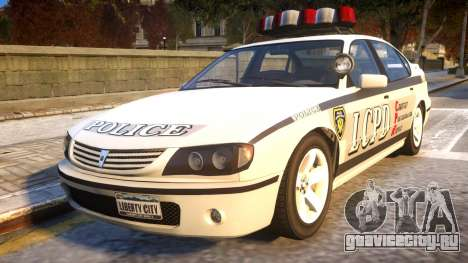 LCPD Modification для GTA 4