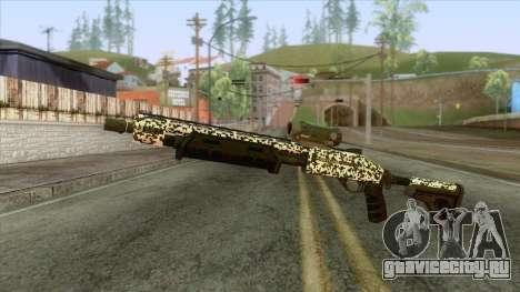 The Doomsday Heist - Shotgun v1 для GTA San Andreas