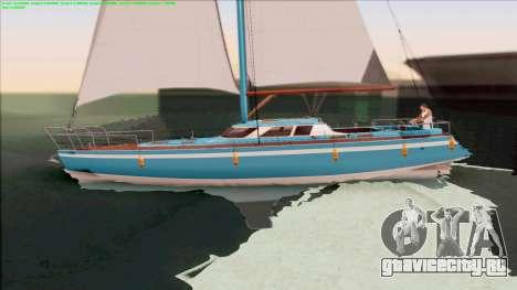 GTA V Dinka Marquis для GTA San Andreas