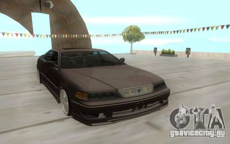 Toyota Mark II для GTA San Andreas