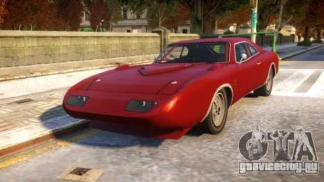 Imponte Dukes Reaper для GTA 4