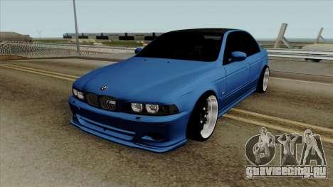 BMW M5 E39 2004 для GTA San Andreas
