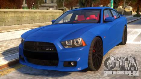 Dodge Charger SRT8 2013 Beta 0.9 для GTA 4
