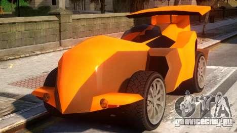 RC Car для GTA 4