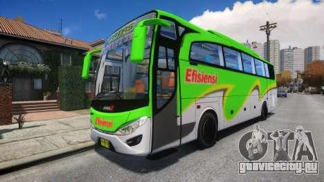 Adiputro Jetbus HD 2 для GTA 4