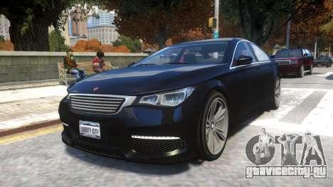 Ubermacht Oracle 2th Gen для GTA 4
