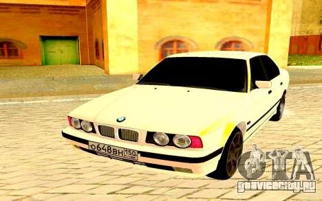BMW 525 E3 для GTA San Andreas