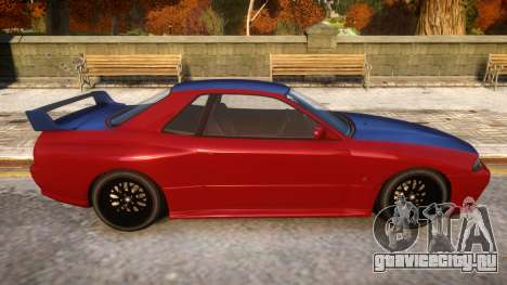 Annis Elegy Retro V1.1 для GTA 4