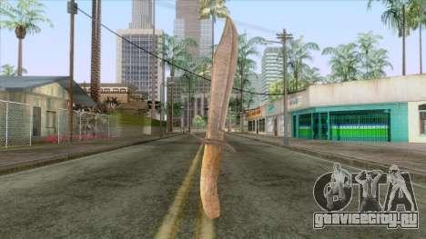 Dead Rising 2 - Bowie Knife для GTA San Andreas третий скриншот