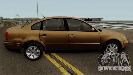 Volkswagen Passat B5 US-Spec 1996 для GTA San Andreas
