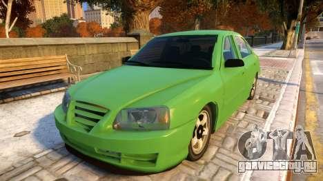 Hyundai Elantra 2005 для GTA 4