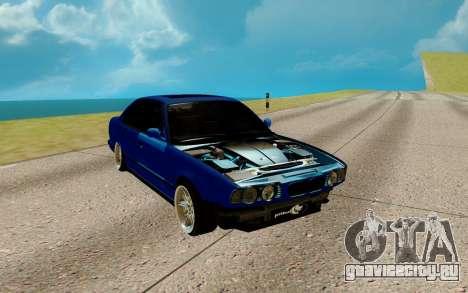 BMW M5 E34 для GTA San Andreas