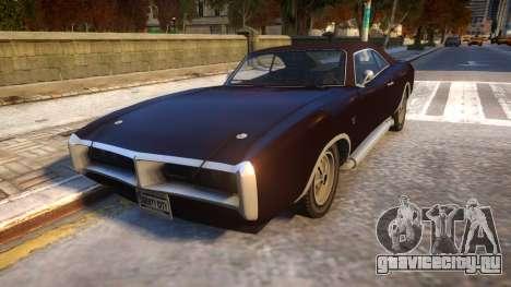 Imponte Dukes Classic для GTA 4