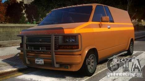 GTA V Burrito V2 для GTA 4