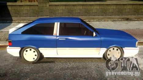 Volkswagen Gol GTS 1989 для GTA 4