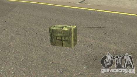 Remastered Satchel для GTA San Andreas