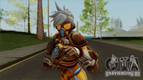 Tracer Spectre Pack (Overwatch) для GTA San Andreas