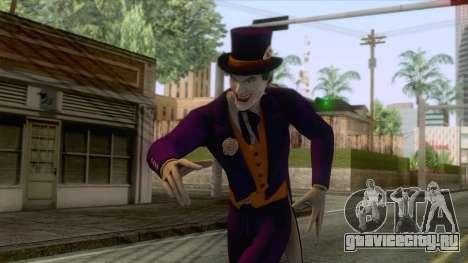 Injustice 2 - Last Laugh Joker Skin 2 для GTA San Andreas
