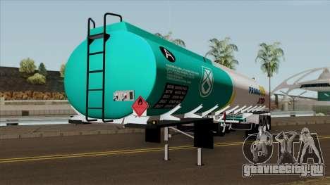 Petrorimau Tanker для GTA San Andreas