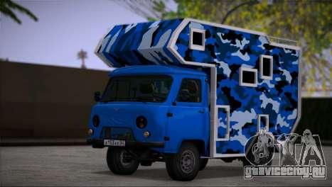 УАЗ 39094 Дом на колёсах для GTA San Andreas