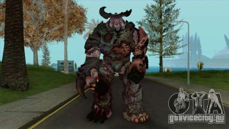 Cyberdemon from DOOM 2016 для GTA San Andreas