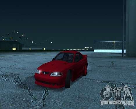 Форд Мустанг s281 Салин 1995 для GTA San Andreas