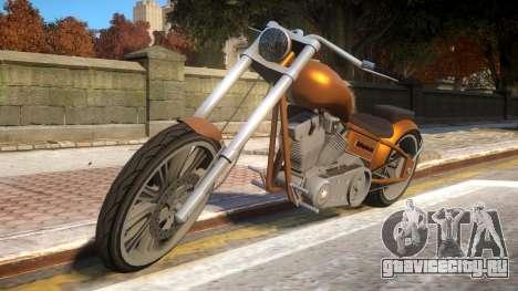 Warlock Hexer для GTA 4