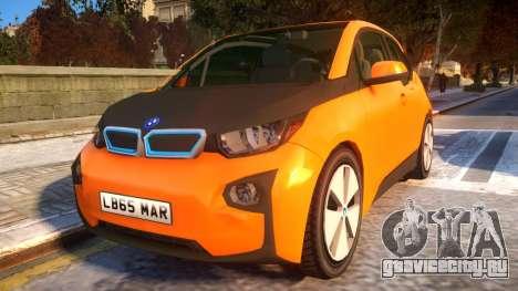 BMW i3 для GTA 4