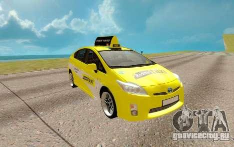 Toyota Prius для GTA San Andreas