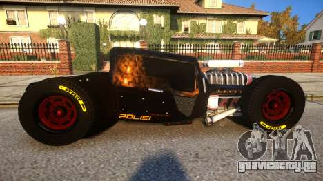 Hotrods Police для GTA 4