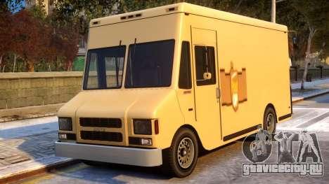 Boxville Livery for CTI55 2011 для GTA 4