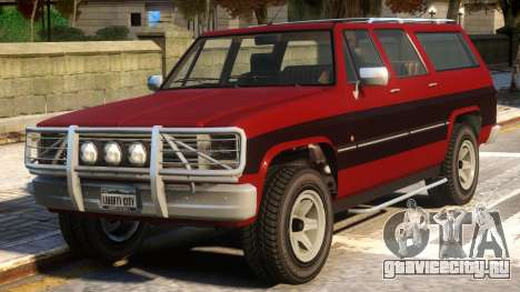 Declasse Rancher XL v.2 для GTA 4