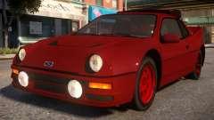 Ford RS200 для GTA 4