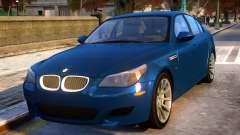 2005 BMW M5 для GTA 4