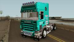 Scania R620 Petrorimau для GTA San Andreas