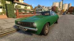 Declasse Vigero Improved [V3.0] для GTA 4