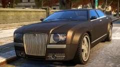 PMP 600 to Chrysler 300C