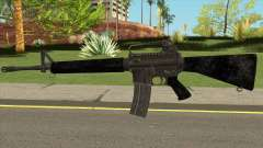 PUBG M16 для GTA San Andreas