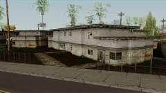 Crystal Gardens - Retextured для GTA San Andreas