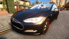 2016 Tesla Model S P90D для GTA 4