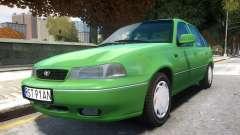1996 Daewoo Nexia 5d GTX для GTA 4