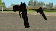 PUBG Beretta M9 для GTA San Andreas